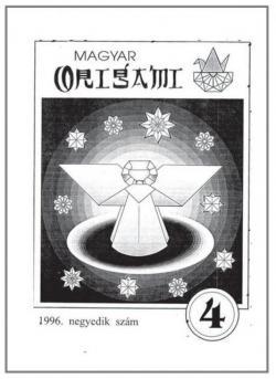 Magyar Origami Kör 1996/4 magazinja
