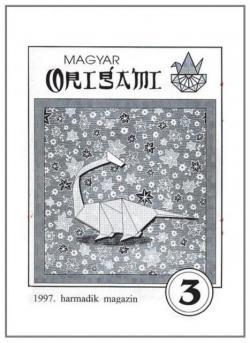 Magyar Origami Kör 1997/3 magazinja