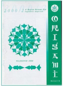 Magyar Origami Kör 2000/2 magazinja