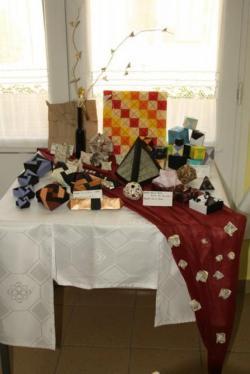 Kiállítás a csáfordjánosfai Időskorúak Otthonában