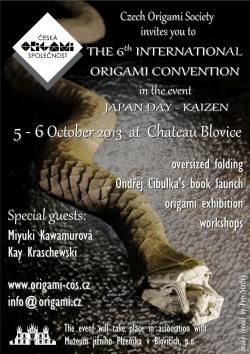 Hatodik Prágai Nemzetközi Origami Találkozó