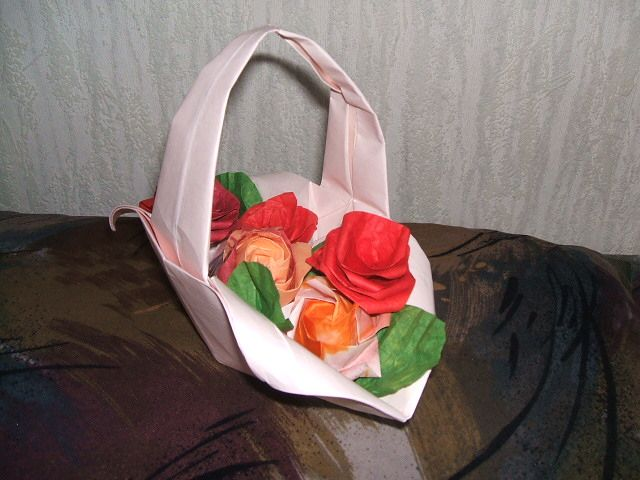 Rózsakosár