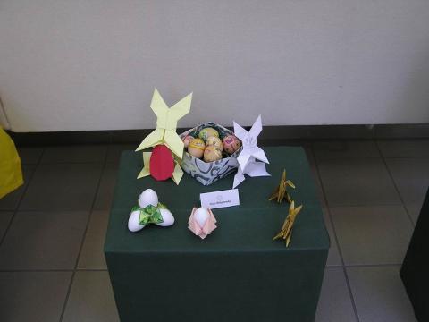 Tuzy Ibolya: Húsvéti dekoráció