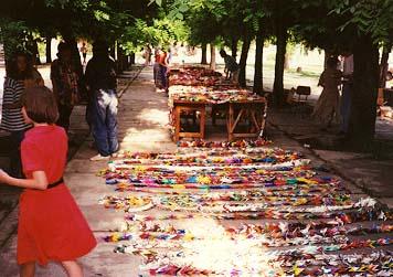 Béke világnap 1995 Budapest